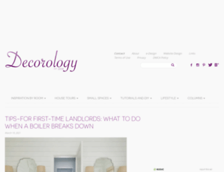 decorology.blogspot.co.uk screenshot