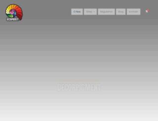 decorpigment.pl screenshot