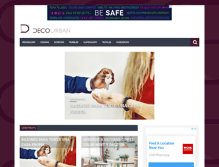 decourban.com screenshot
