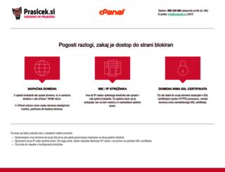 decra.vsezastreho.net screenshot