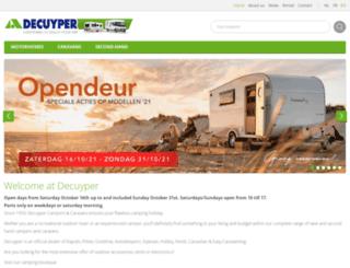 decuyper.com screenshot