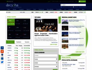decypha.com screenshot