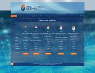 dedicated-server.gr screenshot