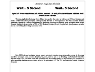 dedicatedserverbusiness.onapk.net screenshot