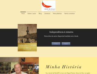 dedodemoca.com.br screenshot