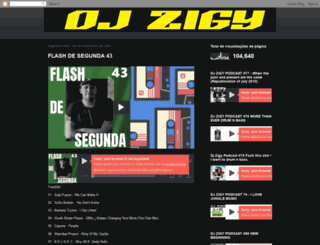 deejayzigy.blogspot.com screenshot