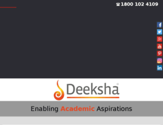 deekshanetwork.org screenshot