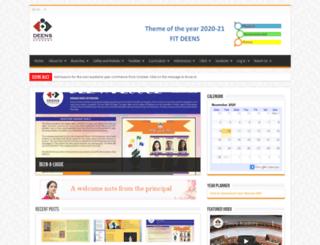 deensacademy.com screenshot