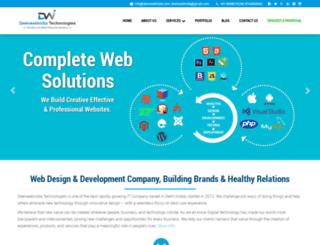deenwebindia.com screenshot