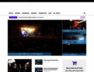 deep-purple.it screenshot