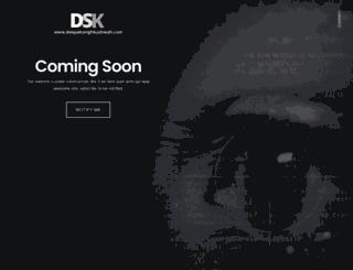 deepaksinghkushwah.com screenshot