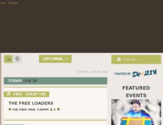 deepellumtexas.do214.com screenshot