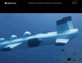 deepflight.com screenshot