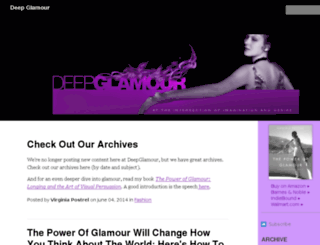 deepglamour.net screenshot