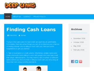 deeplinksforfree.com screenshot