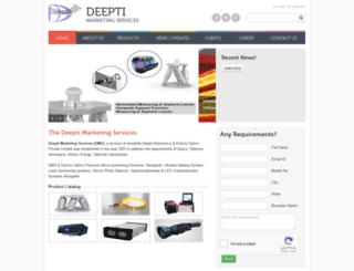 deepms.com screenshot