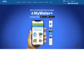deeprockwater.com screenshot