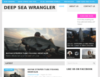 deepseawrangler.com screenshot