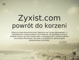 deepspace.zyxist.com screenshot