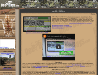 deerdays.com screenshot