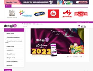 deeski.com screenshot