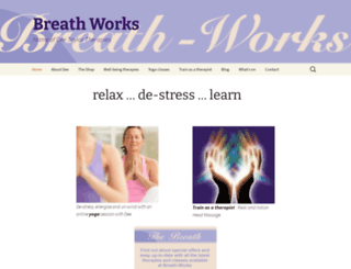 deetaylortherapies.co.uk screenshot
