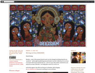 deezden.blogspot.com screenshot