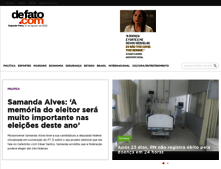 defato.com screenshot