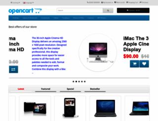 default.octheme.ru screenshot