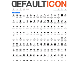 defaulticon.com screenshot