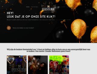 defeesterie.nl screenshot
