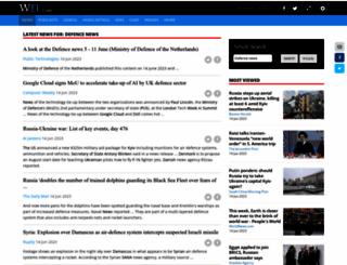 defencenews.com screenshot