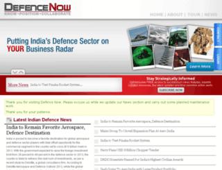 defencenow.com screenshot
