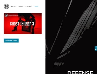 defensedistributed.com screenshot
