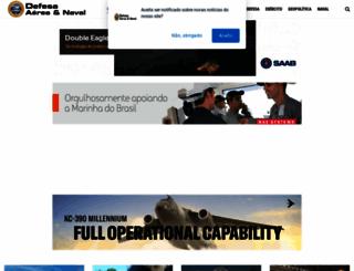 defesaaereanaval.com.br screenshot