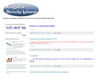 defiendderechos.blogspot.com.es screenshot
