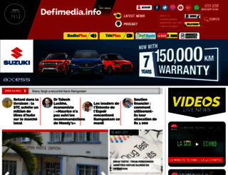 defimedia.info screenshot