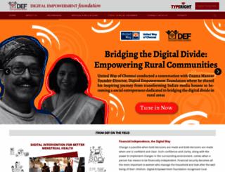 defindia.org screenshot