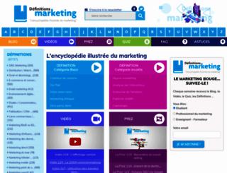 definitions-marketing.com screenshot