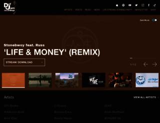 defjam.com screenshot