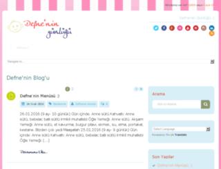 defneningunlugu.com screenshot