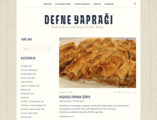 defneyapragi.com screenshot