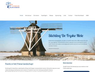defryskemole.nl screenshot