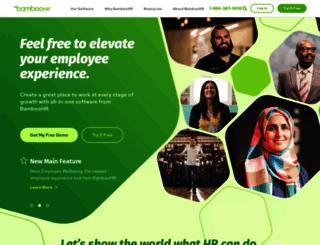 deg.bamboohr.com screenshot