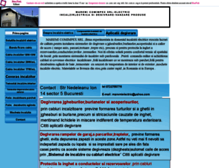 degivrare-incalzire-electrica.uv.ro screenshot