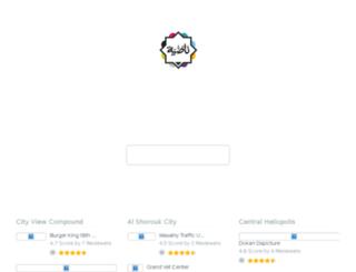 degla.nassya.com screenshot