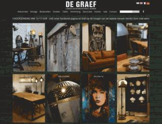 degraefwonen.nl screenshot