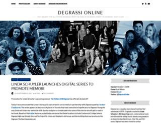 degrassi-fans.com screenshot