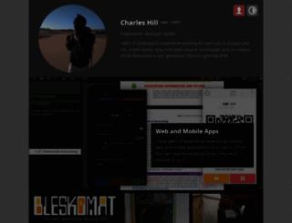 degreesofzero.com screenshot