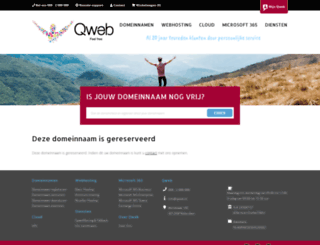 degroenezaak.com screenshot
